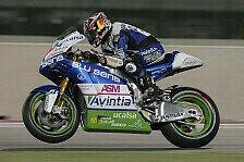 MotoGP - Barbera wittert seine Chance