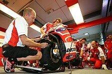 MotoGP - Austin ist Dovizioso zu langsam