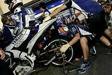 MotoGP - Nach Feuer: Yamaha muss Motorräder zerlegen