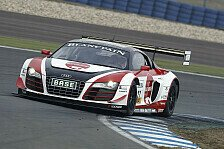 ADAC GT Masters - Mies in Angriffslaune