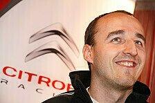 WRC - Kubica: Zu große Herausforderung?
