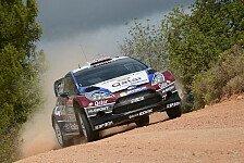 WRC - Östberg: Ogier ist schlagbar