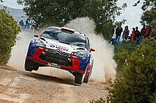WRC - Loeb: Kubica ist schneller als Räikkönen