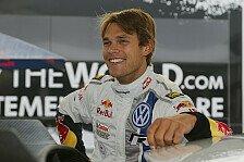 WRC - Video - Andreas Mikkelsen hautnah