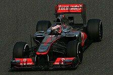 Formel 1 - McLaren hofft auf das Spanien-Update
