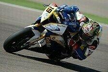 Superbike - Davies fährt zum Sieg im ersten Rennen