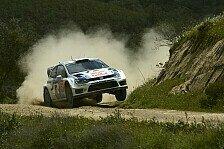 WRC - VW kommt als Leader nach Argentinien