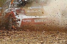 WRC - Hirvonen: Ich bin von meinem Speed enttäuscht