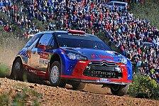 WRC - Kubica zufrieden mit seinem Speed
