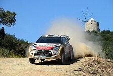 WRC - Citroen: Mit dem Dreigespann nach Argentinien