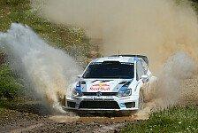 WRC - Portugal: Hirvonen sprengt VW-Doppelführung