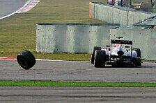 Formel 1 - Der Leidensweg von Pirelli