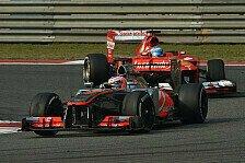 Formel 1 - McLaren Vorschau: Bahrain GP