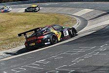 24 h Nürburgring - Mario Farnbacher als Haribo-Junior