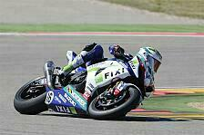 Superbike - Cluzel freut sich über starkes Wochenende