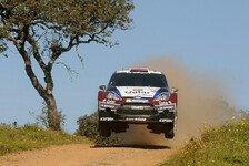 WRC - Östberg: Habe den Stein nicht gesehen