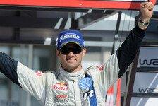 WRC - Ogier: Ich fahre weiterhin auf Sieg