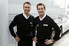 WEC - Bernhard und Dumas im LMP1-Porsche