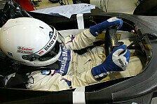 Formel BMW - Seatfitting im Talent Cup