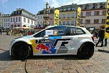 ADAC Rallye Deutschland - Auf den Spuren der Römer