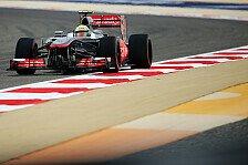 Formel 1 - Hamilton: Pérez bekommt den Druck zu spüren