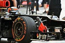 Formel 1 - 2. Training: Räikkönen mit Bestzeit in Bahrain