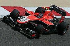 Formel 1 - Marussia sucht die Balance