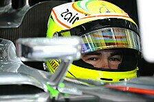Formel 1 - Pérez hofft in Spanien auf den Wendepunkt