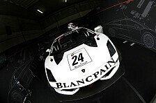 Blancpain GT Serien - BES: Sportwagen-Splitter am Freitag