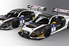 24 h Nürburgring - G-Drive Racing by Phoenix mit zwei R8