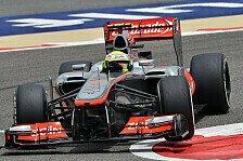 Formel 1 - Pérez: Habe mich nicht bei Button entschuldigt