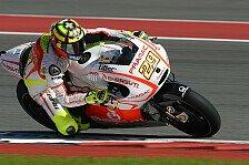 MotoGP - Iannones Wunde musste geklammert werden