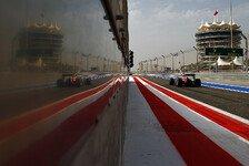Formel 1 - Daten für 2014er Testfahrten stehen fest