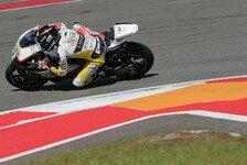 Moto2 - Schrötter erwartet schwierige Aufgabe in Jerez