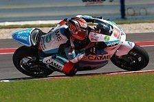 MotoGP - Came Iodaracing kämpft weiter mit Setup