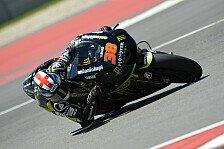 MotoGP - Smith konnte im Regen viel lernen
