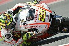 MotoGP - Pramac-Duo von Schmerzen gepeinigt
