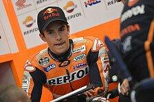 MotoGP - Marquez spricht über seinen Crash
