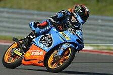Moto3 - Rins holt Debütsieg in turbulentem Rennen