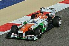 Formel 1 - Di Resta: Das Team muss noch härter arbeiten