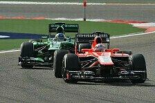 Formel 1 - Grid-Strafen für Bianchi und Pic