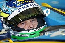 Mehr Motorsport - Giancarlo Fisichella wird Teamchef