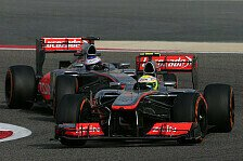 Formel 1 - Watson: Perez wie ein Tier im Dschungel