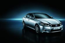 Auto - Lexus präsentiert den neuen Vollhybrid GS 300h