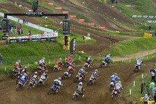 MX/SX - Motocross-WM am 22. Juni in Teutschenthal