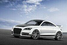 Auto - Wörthersee: Audi enthüllt TT ultra quattro concept