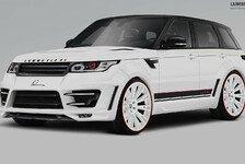 Auto - LUMMA Design veredelt Range Rover Sport