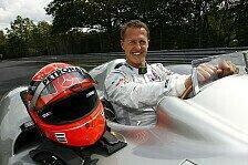 Formel 1 - Bestätigt: Schumacher wird aus Koma geholt