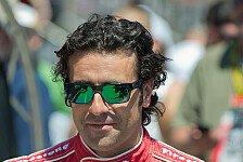 IndyCar - Franchitti aus Krankenhaus entlassen