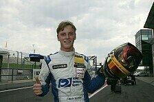 Formel 3 Cup - Kirchhöfer in Spa auf Pole Position
